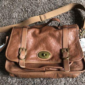 Fossil shoulder bag never used tags still on